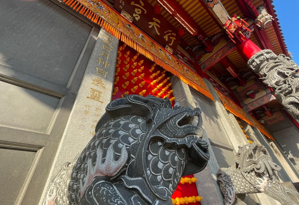 「好運一整年」新春必走的台北市祈福廟宇