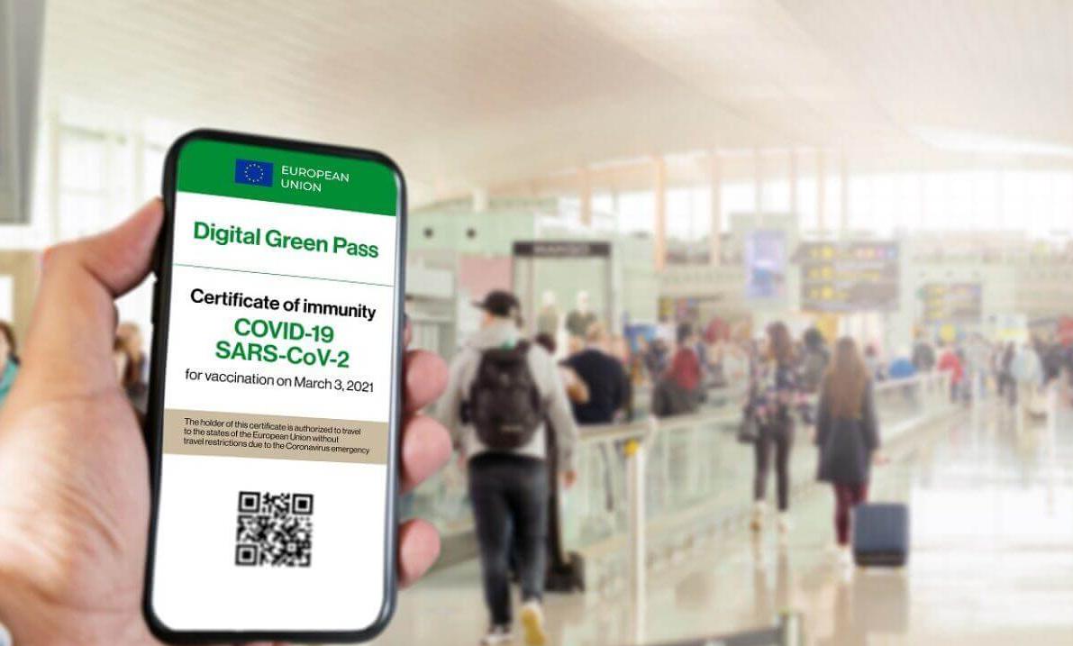 歐洲航空公司警告數位COVID通行證將導致機場混亂