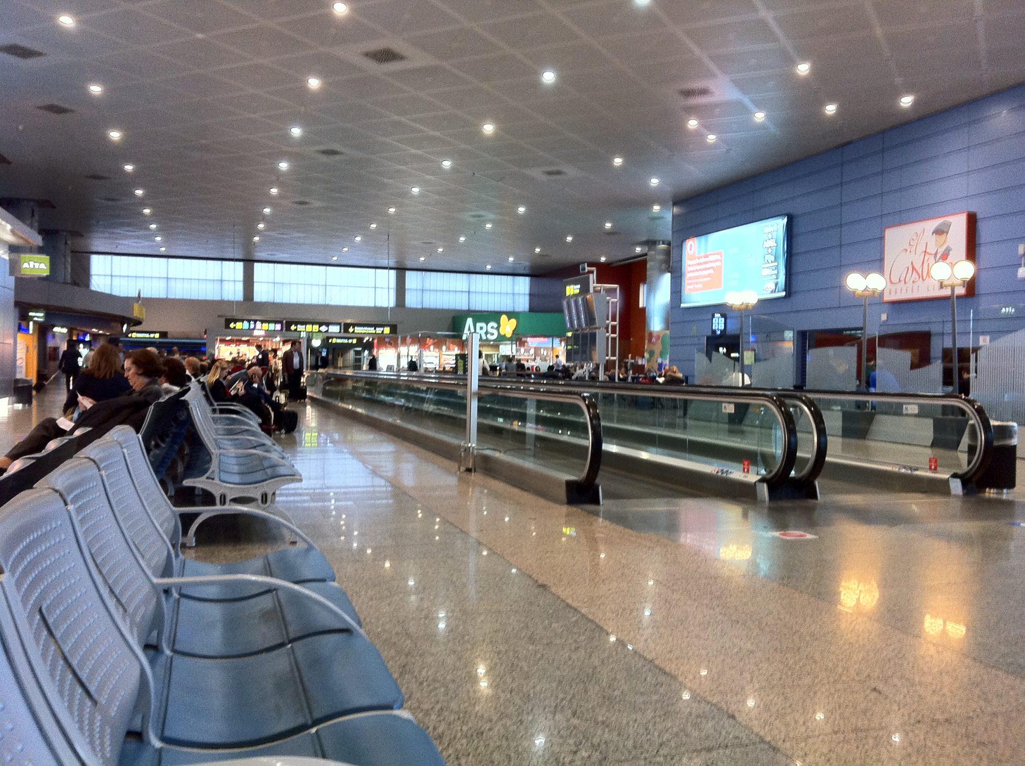 馬德里國際機場