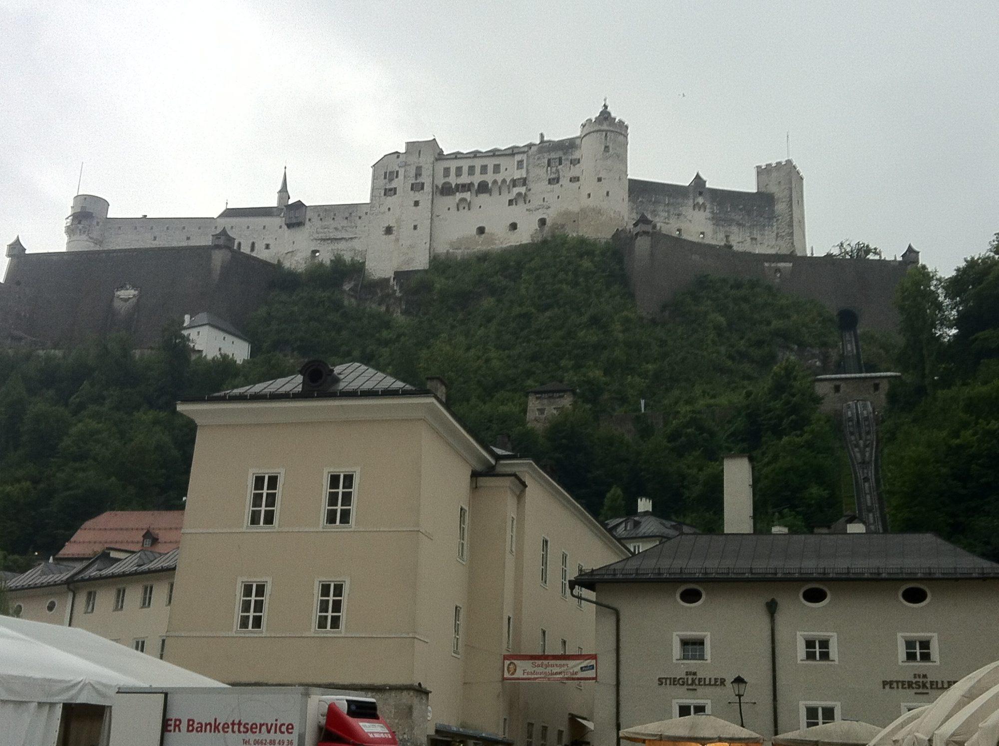 夏天前往奧地利旅行前的快速有效指南